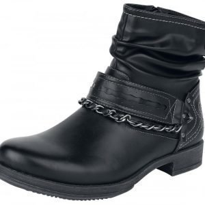 Rock Rebel by EMP Dark Chain Boot Biker-bootsit