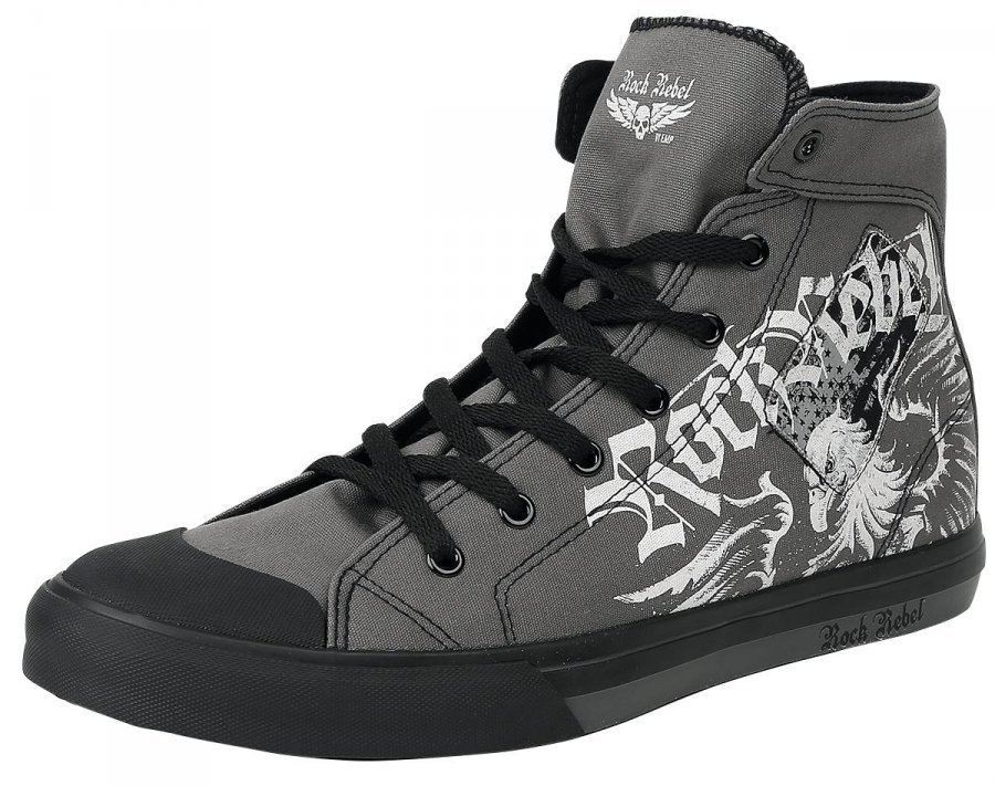 Rock Rebel by EMP Evil Eagle Sneaker Varsitennarit