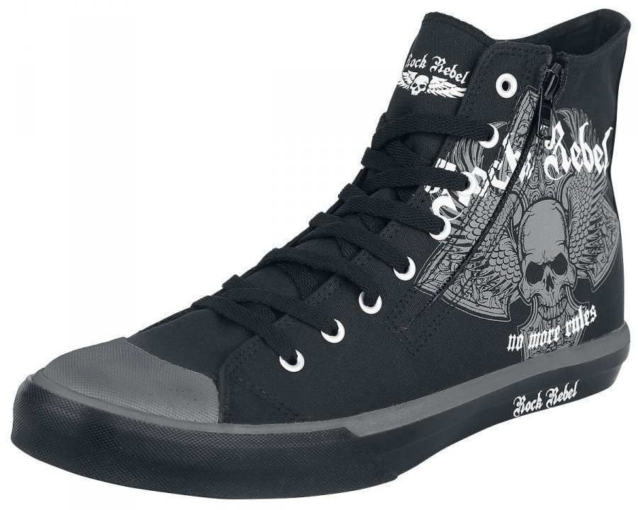 Rock Rebel by EMP No More Rules Sneaker Varsitennarit