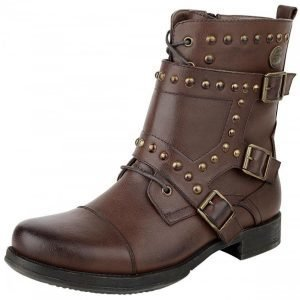 Rock Rebel by EMP Studded Lady Boot Biker-bootsit