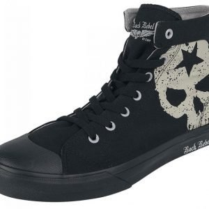 Rock Rebel by EMP Studded Skull Sneaker Varsitennarit