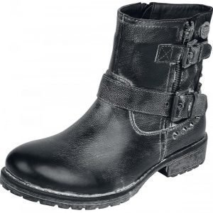 Rock Rebel by EMP Studded Strap Ladies Boot Varsikengät