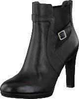 Rockport Seven To 7 Heel 95Mm Buckle Black Cas Pull