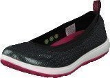 Rockport Walk360 Black/Fuschia Washable