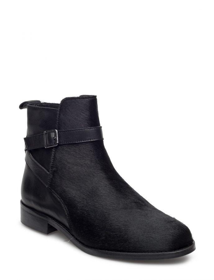 Rosemunde Ankle Boots Flat Heel