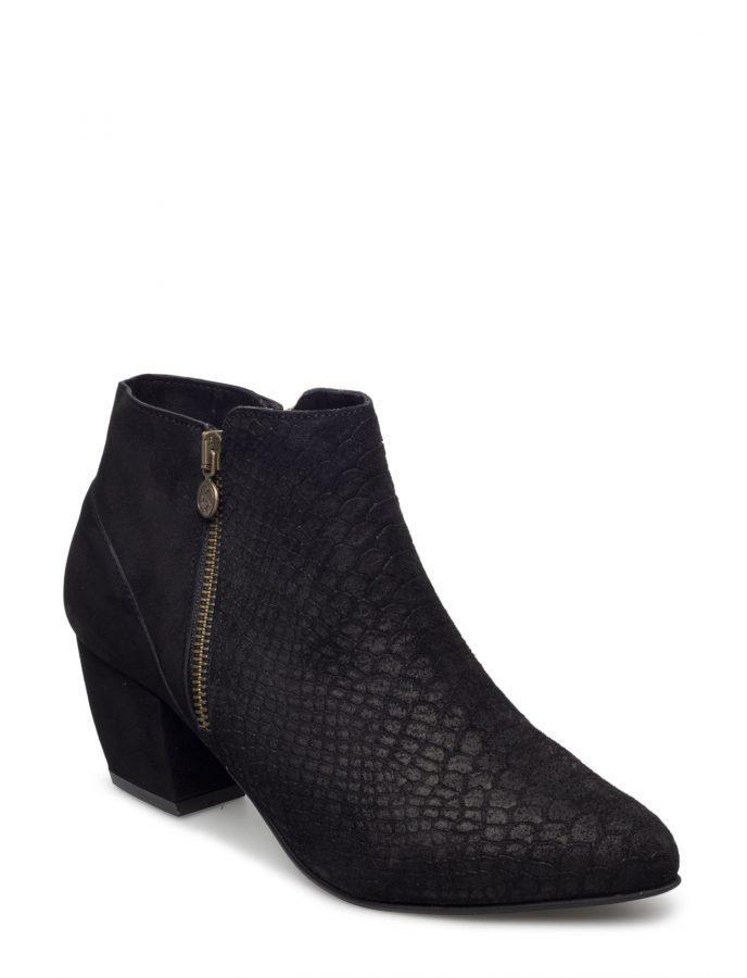 Rosemunde Ankle Boots Medium Heel