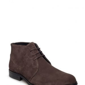 Royal RepubliQ Border Midcut Suede