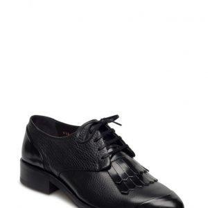 Royal RepubliQ Prime Fringe Shoe Caviar