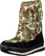 Rubber Duck Classic Snow Jogger Kids Camouflage