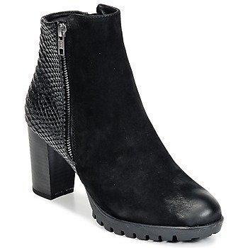 SPM Haut Ankle Boot - Pigskin collar and insock nilkkurit