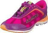 Salming Distance Women Purple Cactus Flower