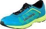 Salming Salming Speed Shoe Junior Cyan Blue