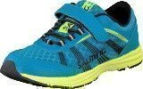 Salming Salming Speed Shoe Kids Cyan Blue