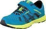 Salming Salming Speed Shoe Kids Cyan Blue