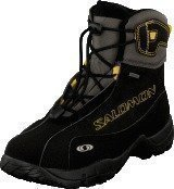 Salomon B4 K Graphic GTX Black/Autobahn/Bee-X