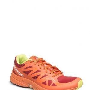 Salomon Shoes Sonic Aero Flea/Rd/Gecko 6.5