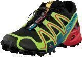 Salomon Speedcross 3 Black/Granny Green/Rd