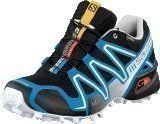 Salomon Speedcross 3 Gtx Black/Methyl Blue/Wh