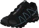 Salomon Speedcross 4 GTX® W Bk/Bk/Metallic
