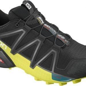 Salomon Speedcross 4 Kengät Musta