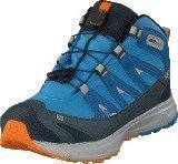 Salomon Trail Mid Cswp J Bl/Darkness B/Or