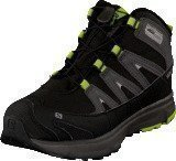 Salomon Trail Mid Cswp J Black/Autobahn/Gr