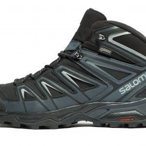 Salomon Ultra 3 Mid Gtx Hiking Boots Harmaa