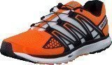 Salomon X-Scream Fluo Orange/MidnightBlue/White