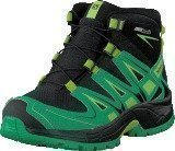 Salomon Xa Pro 3D Mid Cswp K Bk/Real Green