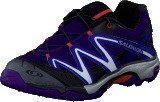 Salomon Xt Wings K Grape Juice/Spectrum Blue/Bk