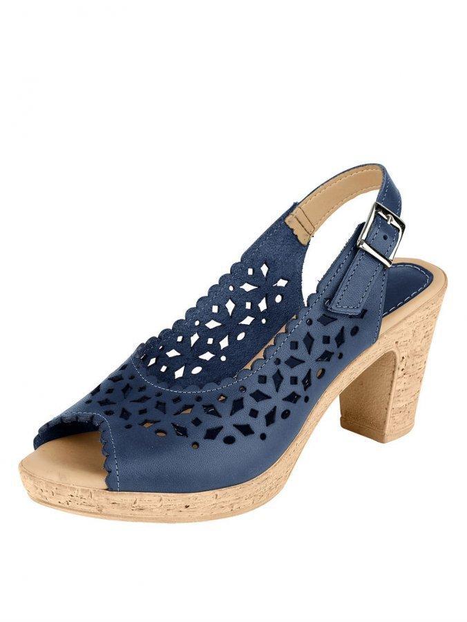 Sandaletit Laivastonsininen