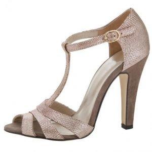 Sandaletit Pronssinvärinen