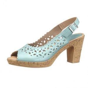 Sandaletit Vaaleansininen