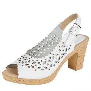 Sandaletit Valkoinen