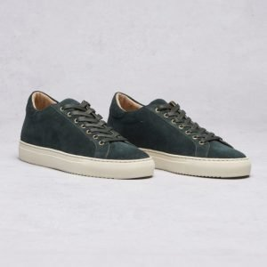 Sandays Wingfield Suede Forest