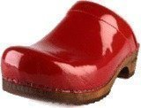 Sanita Clogs Wood Classic