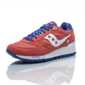 Saucony W Shadow 5000 Matalavartiset Tennarit Punainen