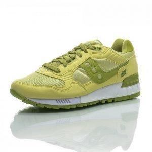 Saucony W Shadow 5000 Matalavartiset Tennarit Vihreä
