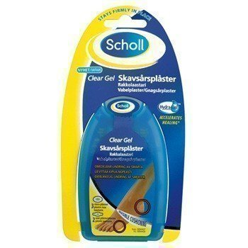 Scholl Clear Gel Mixed