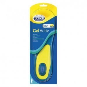 Scholl Pohjallinen Gel Activ Everyday Men