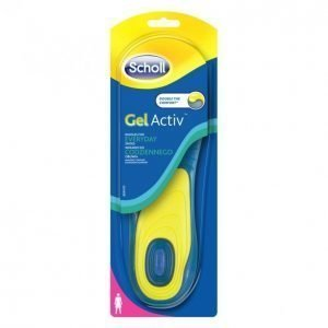 Scholl Pohjallinen Gel Activ Everyday Women