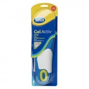 Scholl Pohjallinen Gel Active Sport Men