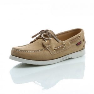 Sebago Dockside Matalavartiset Tennarit Beige