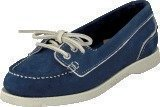 Sebago Dockside Two Eye Blue