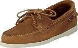Sebago Docksides Brown/White