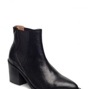 Selected Femme Sfelena High Heel Leather Boot