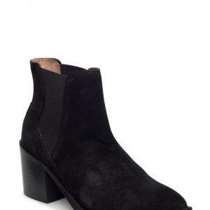 Selected Femme Sfelena High Heel Suede Boot