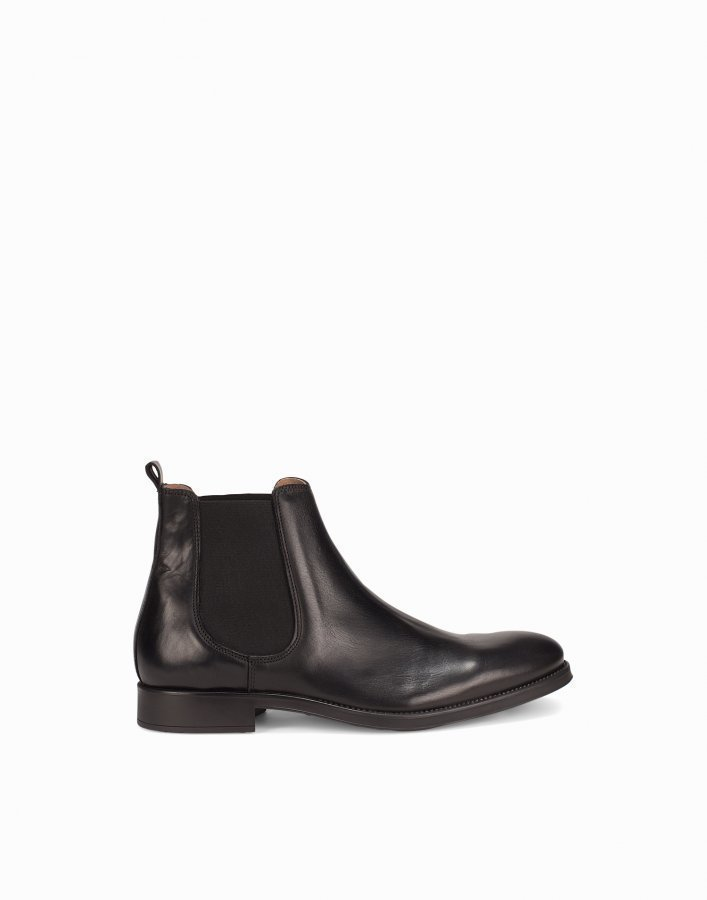 Selected Homme Shdoliver Chelsea Boot Noos Chelsea-saappaat Musta