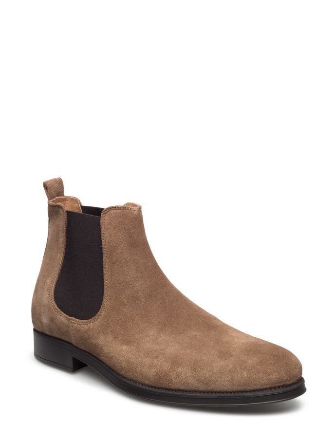 Selected Homme Shdoliver New Suede Chelsea Boot