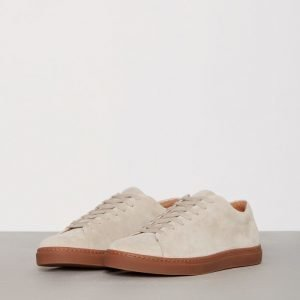 Selected Homme Shndavid New Suede Sneaker Tennarit Vaaleanruskea